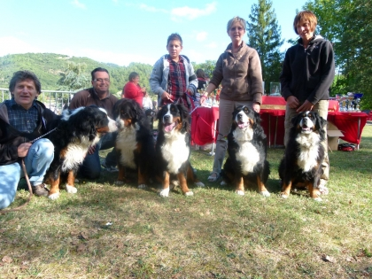 duniere-2012- avec toute sa famille